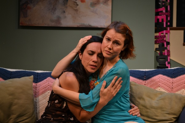 Arlette Del Toro and Elizabeth Price Photo
