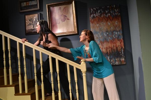 Arlette Del Toro and Elizabeth Price