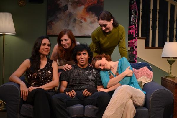 Arlette Del Toro, Erynn Dalton, Gabe Vasquez, Sabrina Gore, Elizabeth Price Photo