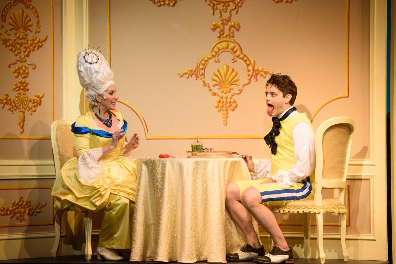 BWW Review: CINDERELLA AND FELLA at Alliance Theatre