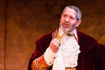 BWW Review: Steyn, Hopkins and Rebelo Riveting in Howard Barker's Fascinating SCENES FROM AN EXECUTION