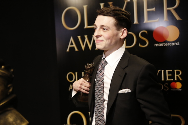 Photo Flash: Noma Dumezweni, Anthony Boyle & More Olivier Awards 2017 Winners