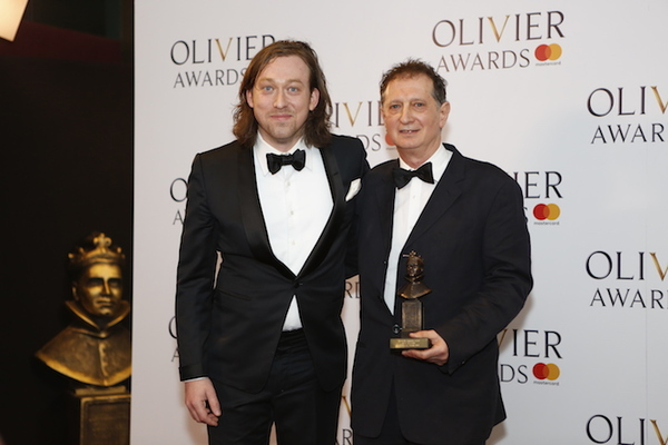 Simon Stone and David Lan Photo