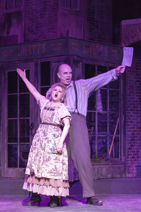 Photo Flash: Stray Dog Theatre Presents SWEENEY TODD: THE DEMON BARBER OF FLEET STREET