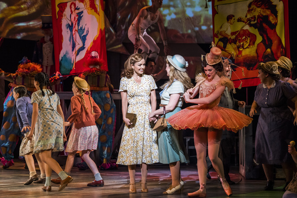 Photo Flash: First Look at Alfie Boe and the Cast of CAROUSEL at London Coliseum