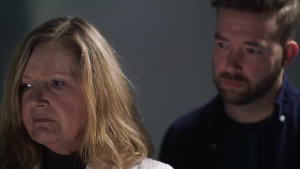 Cinda McCain and Michael Adcock