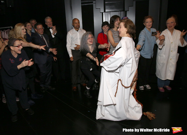 Exclusive Photo Coverage: Go Inside WAR PAINT's Gypsy Robe Ceremony!