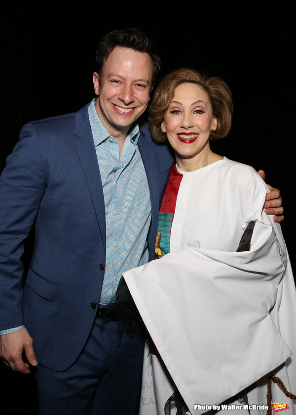 Tally Sessions and Joanna Glushak