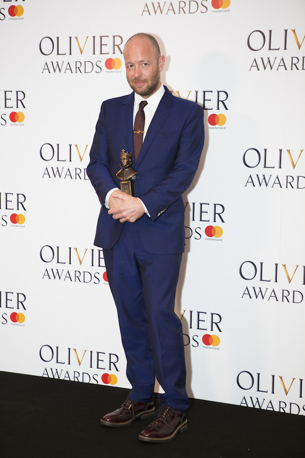 Photo Flash: Tim Minchin, Amber Riley & More Olivier Awards 2017 Winners