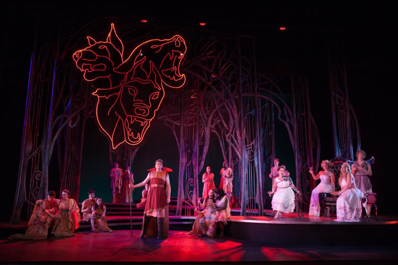 BWW Review: University of Maryland Explores the Underworld in THE ORPHEUS ADVENTURE