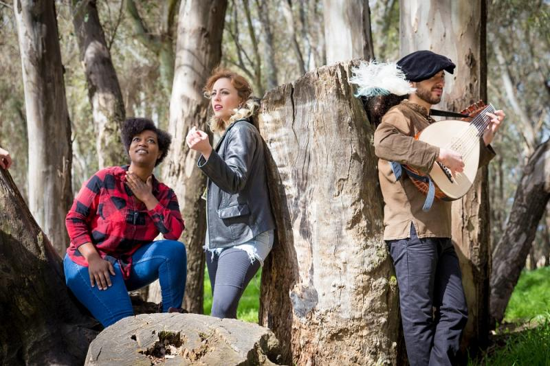 BWW Preview: SHAKESPEARE IN YOSEMITE Highlights the Best of John Muir and William Shakespeare