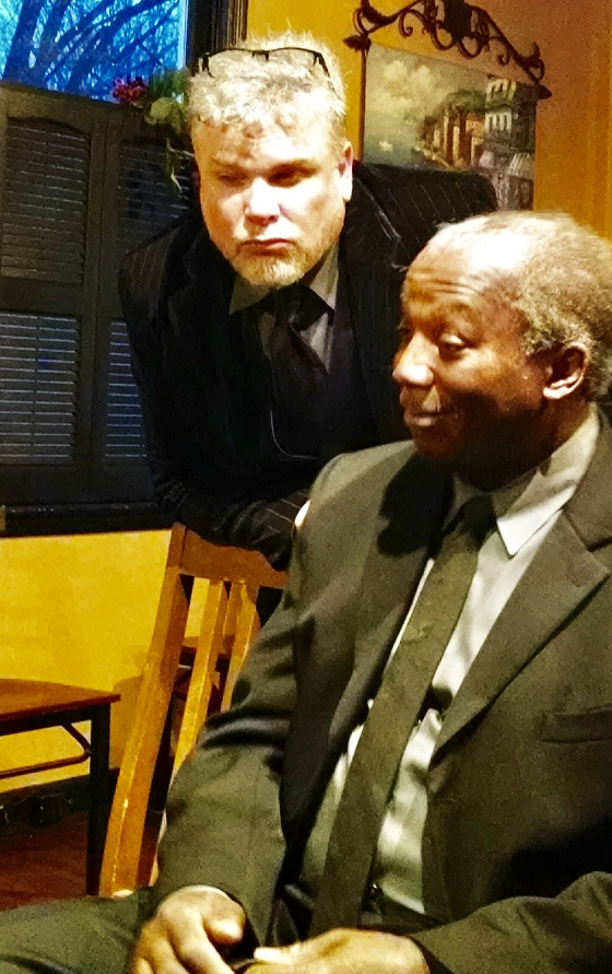 BWW Review: DRIVING MISS DAISY at The Vineyard Cafe And Dinner Theatre