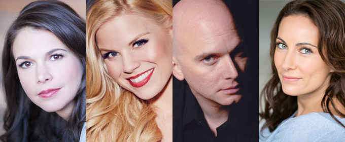Sutton Foster, Megan Hilty, Laura Benanti, Michael Cerveris and More to Croon at the Art House in Provincetown This Summer