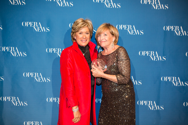 Kiri Te Kanawa and Frederica von Stade Photo