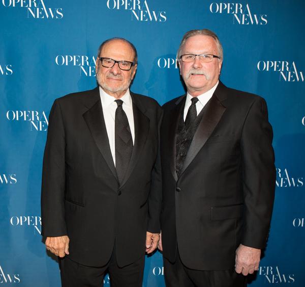Joseph Volpe with Thomas M. Martin