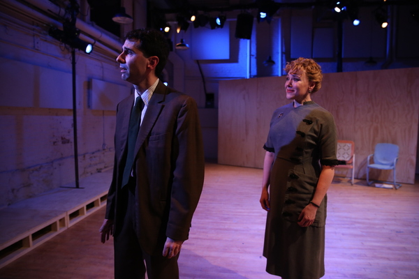 BWW Review: Transport Group Intimately Pairs William Inge's COME BACK, LITTLE SHEBA with PICNIC