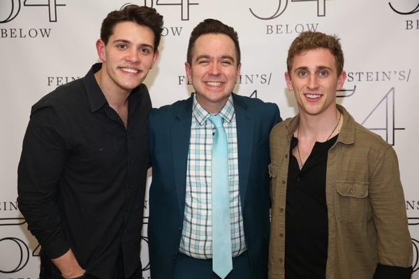 Casey Cott, Benjamin Rauhala, and Nathan Salstone