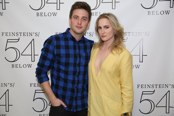 Josh Tolle and Ginna Le Vine