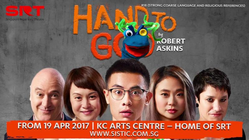 BWW Feature: HAND TO GOD  at KC Arts Centre