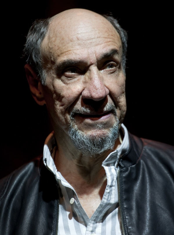 Photo Flash: First Look at F. Murray Abraham in THE MENTOR ...