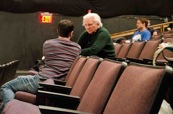 Director GREG CICCHINO, DAVID RABE