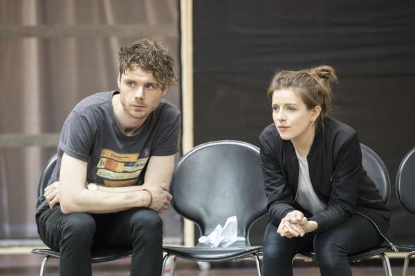 Matthew Needham and Aisling Lotus
