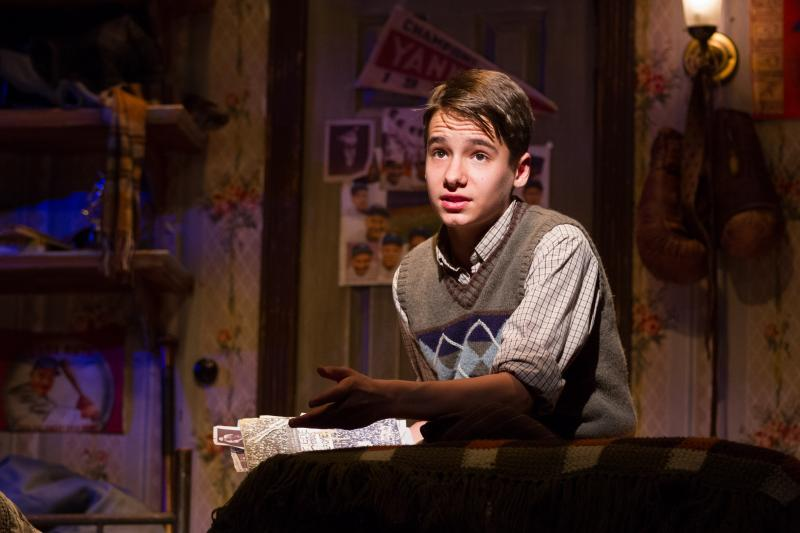 BWW Review: Coming of Age with Heart and Humor in BRIGHTON BEACH MEMOIRS at Theater J