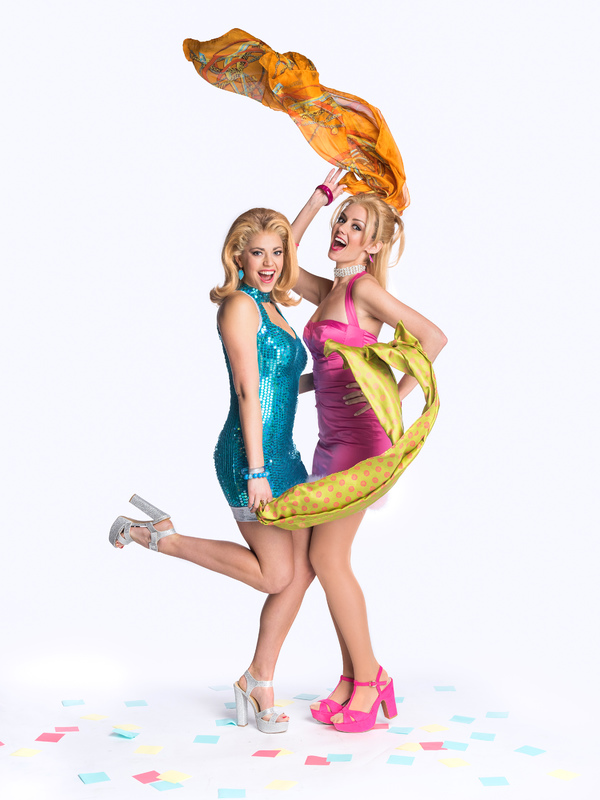 Photo Flash: Sneak Peek - Cortney Wolfson and Stephanie Renee Wall to Star in ROMY AND MICHELE'S HIGH SCHOOL REUNION World Premiere in Seattle