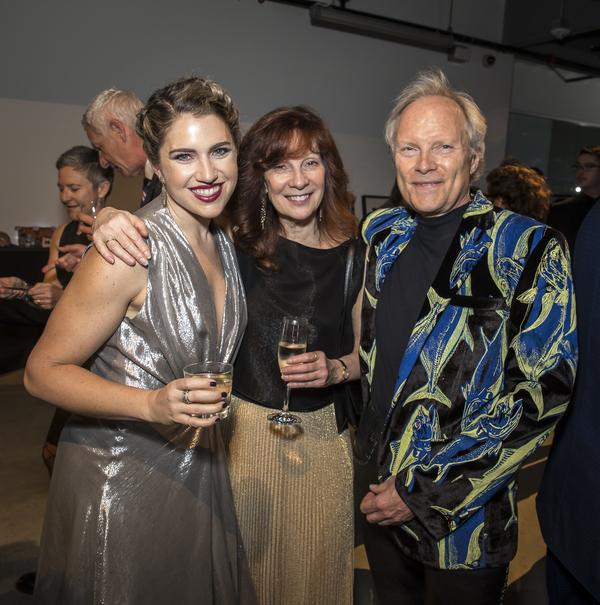 Photo Flash: Ed Harris, Taylor Mac and More Celebrate Magic Theatre's 50th Anniversary