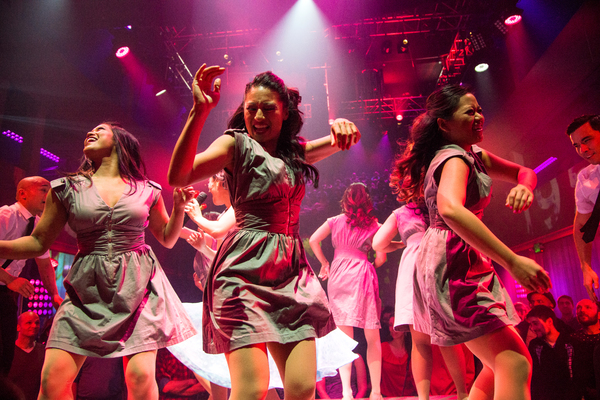 Photos: First Look at Jaygee Macapugay, Mark Bautista & More in HERE LIES LOVE in Seattle