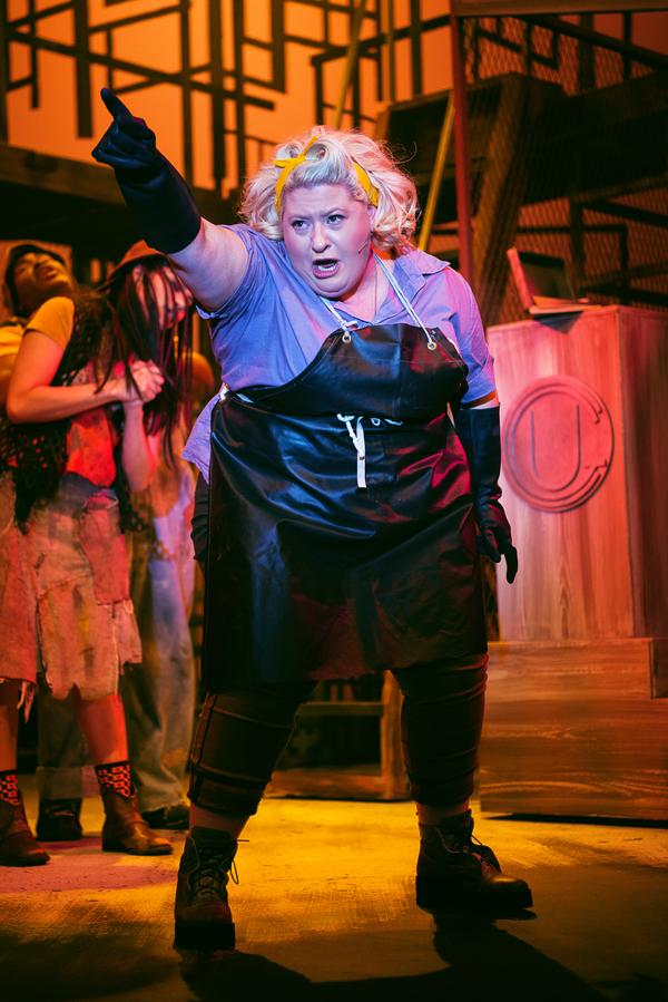 Photo Flash: Berkeley Playhouse presents URINETOWN, THE MUSICAL