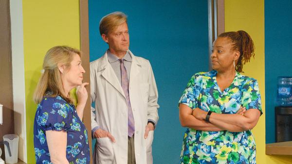 Lisa Fairchild, Ken Orman, and M. Denise Lee