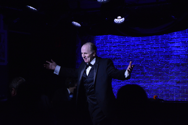 Photo Coverage: Sidney J. Burgoyne Performs at The Iridium