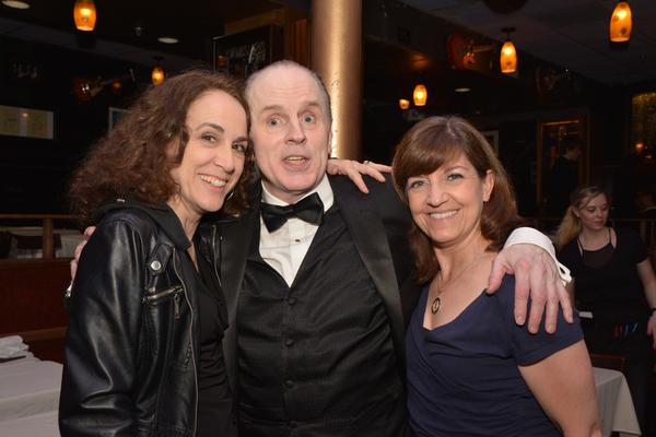 Kathryn Markey, Sidney J. Burgoyne and Mary Brienza Photo