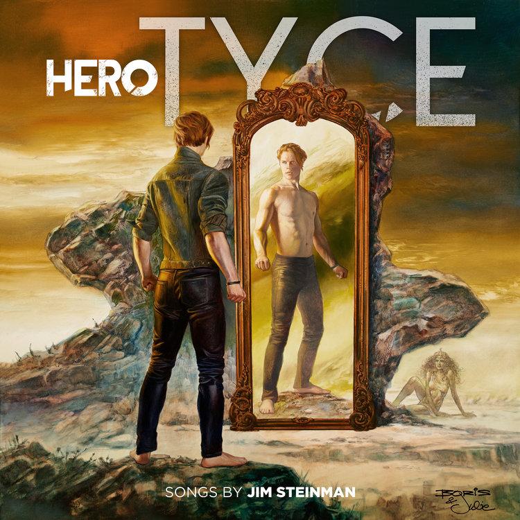 BWW CD Review: Tyce's HERO Rocks With Precision, Lacks Emotion