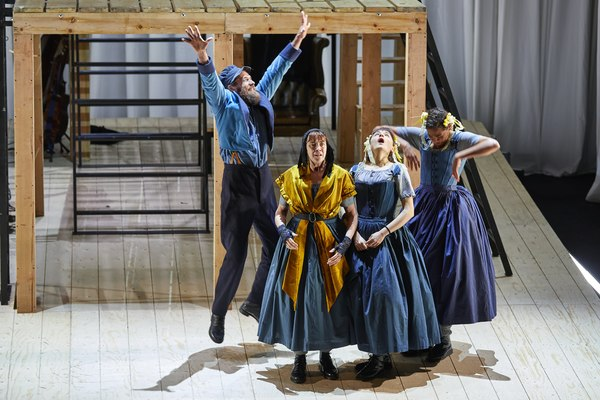 Photo Flash: First Look at New Stage Adaptation of JANE EYRE