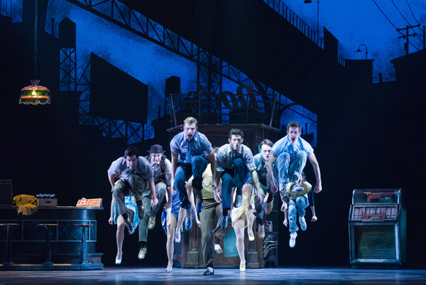 Photo Flash: Tonight, Tonight! First Look at WEST SIDE STORY at the Ordway