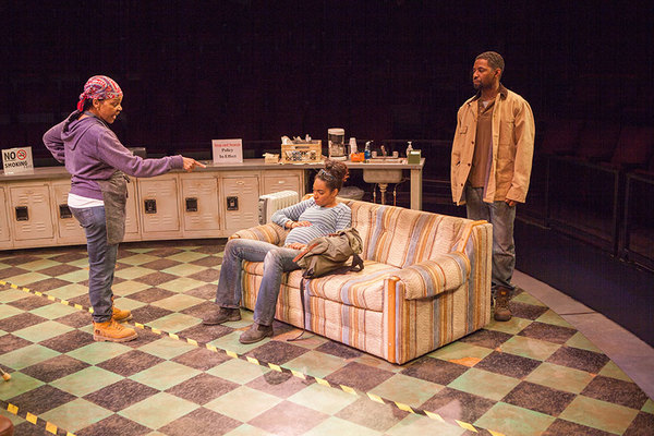 Photo Flash: First Look at Dominique Morisseau's SKELETON CREW at The Old Globe