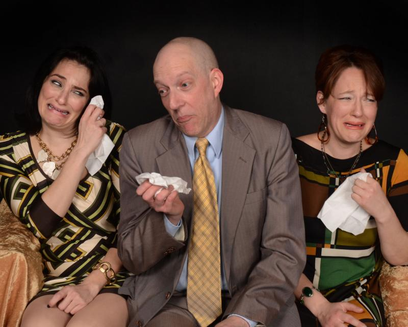BWW Review: THE ODD COUPLE at Vagabond Theatre is Full of Wit and Snark