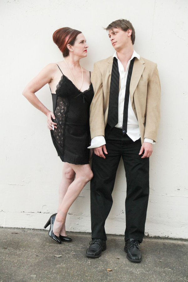 Amy Young and Christopher Noyes Photo