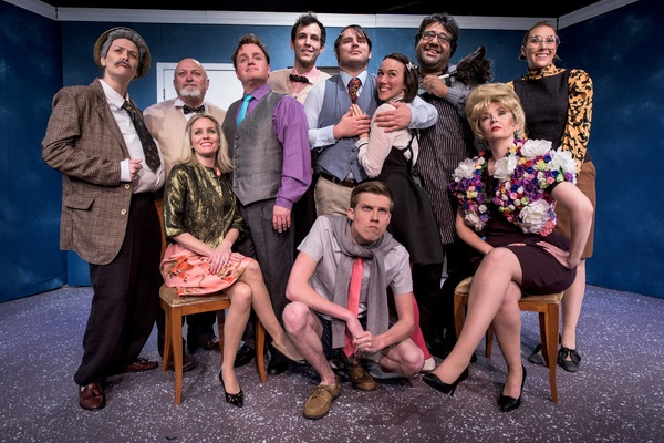 Photo Flash: Meet the Cast of Moliere's TARTUFFE at The City Theatre