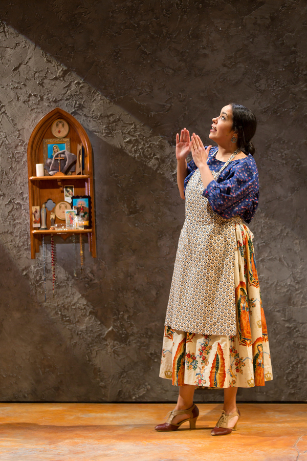 Photo Flash: First Look at THE WOMEN OF PADILLA at Two River Theater
