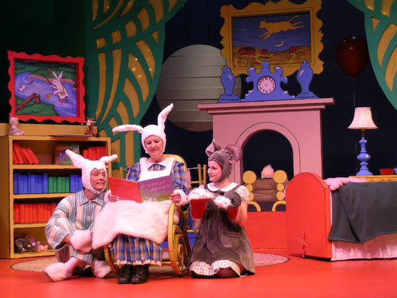 It's Opening Day for Nashville Children's Theatre's GOODNIGHT MOON