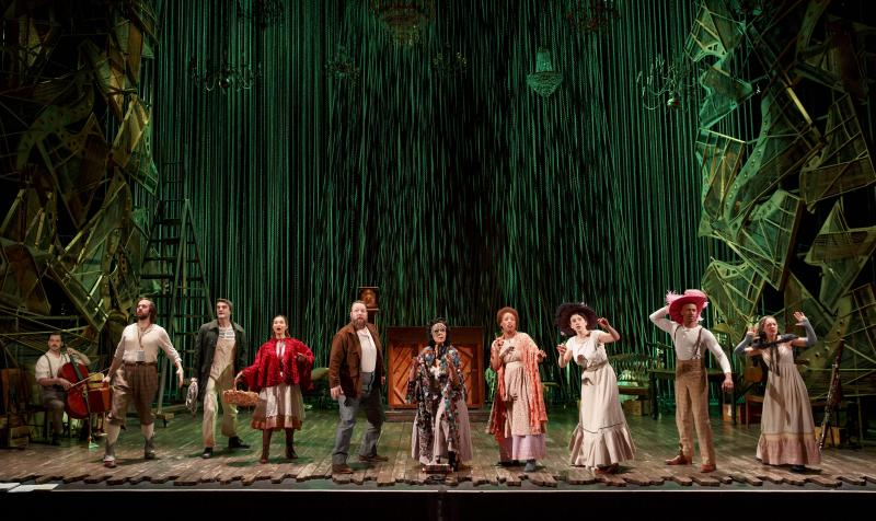 Podcast: West of Broadway Chats with Charles Chatelain about Fiasco's INTO THE WOODS