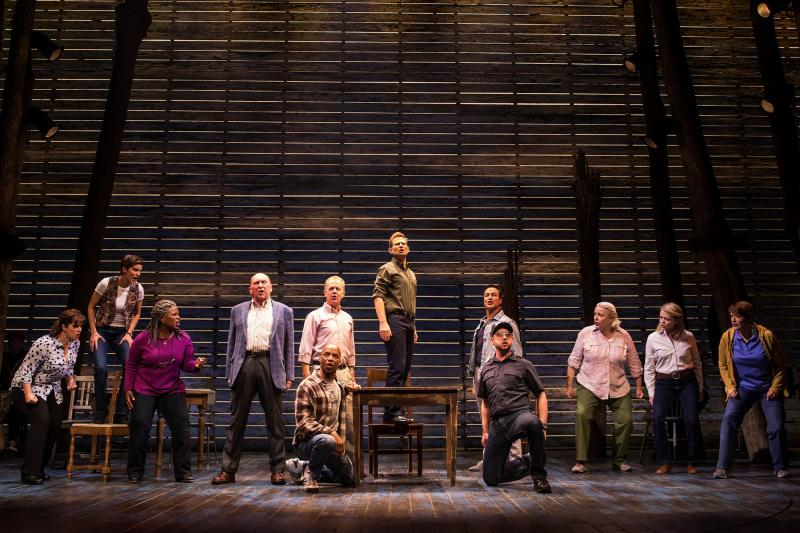 Broadway By Design: Beowulf Boritt and Toni-Leslie James Bring COME FROM AWAY from Page to Stage
