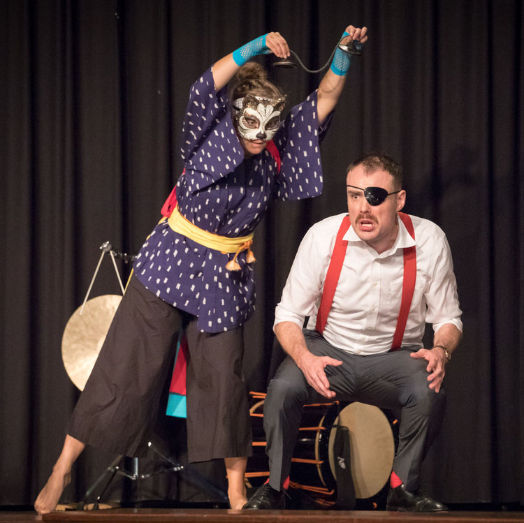 BWW Review: GHOST JAM a Spooky Sure-Fire Outing for the Kids at Melbourne Town Hall