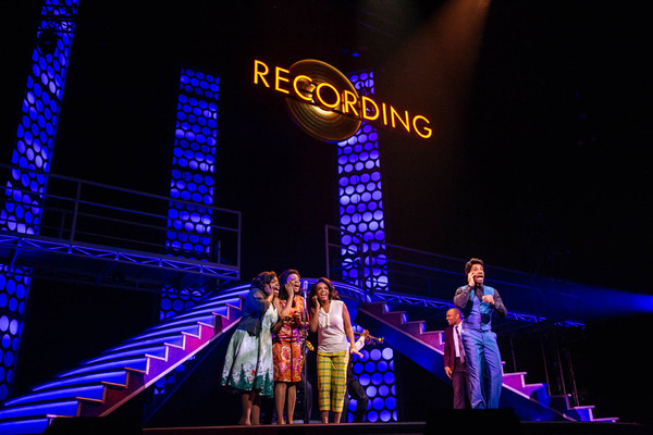 Photo Flash: Last Chance See DREAMGIRLS at Theatre Under the Stars
