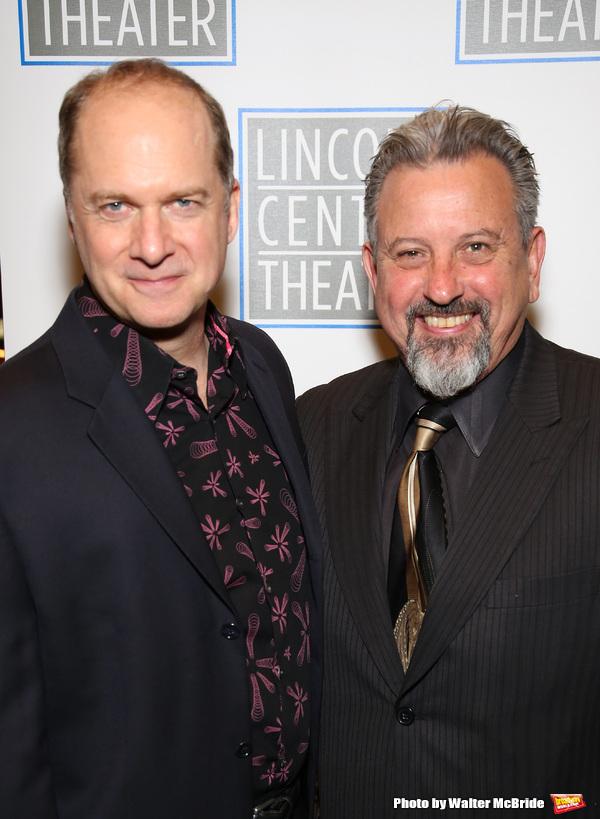 Daniel Jenkins and Joseph Siravo