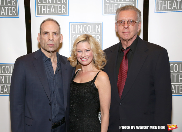 Daniel Oreskes, Angela Pierce and Christopher McHale