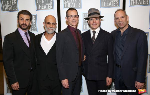 Photo Coverage: OSLO Company Celebrates a Peaceful Opening Night on Broadway!
